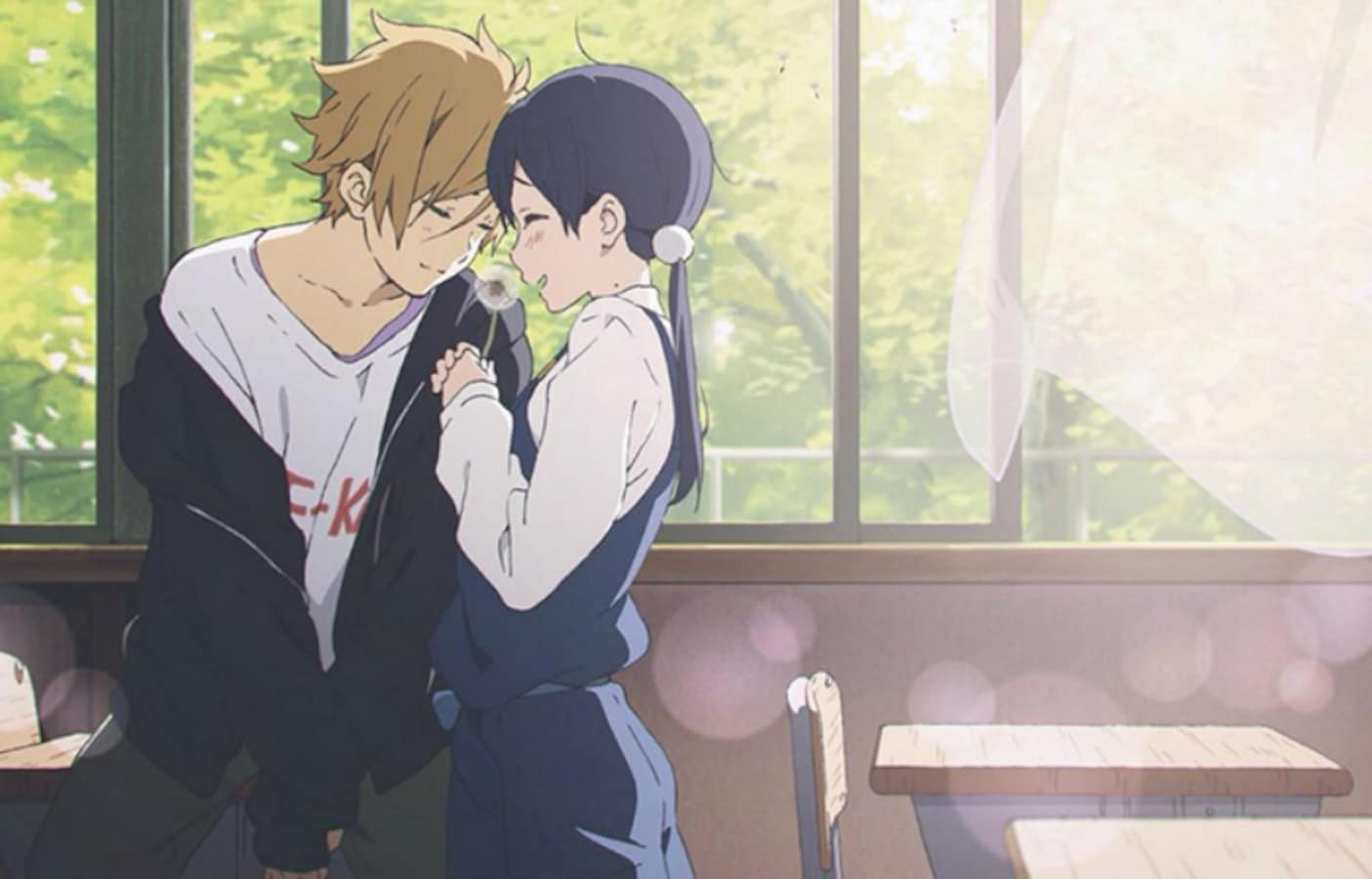 5 Romance Anime Movies For Lovers