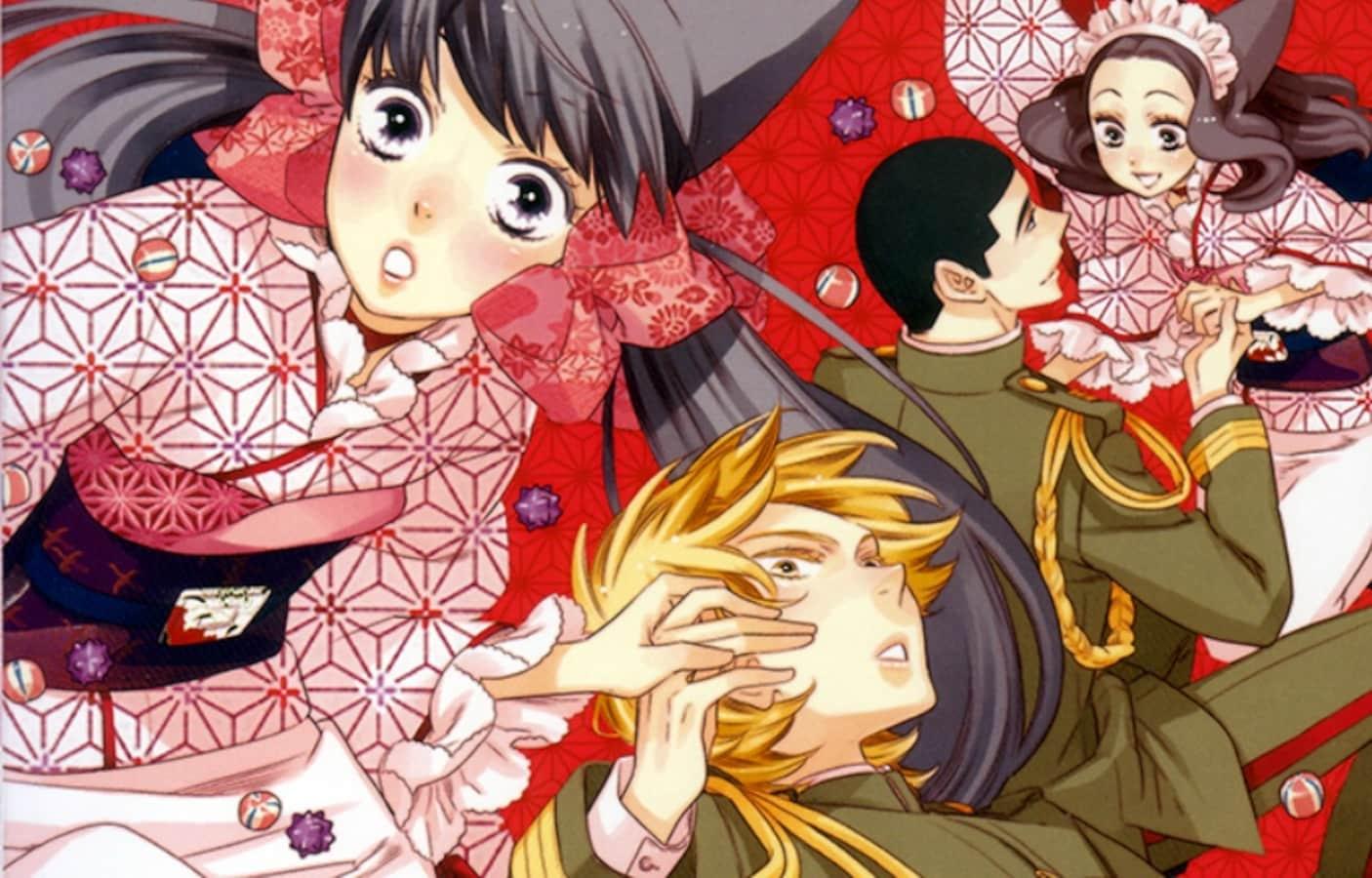 Ponos manga Manga Videos