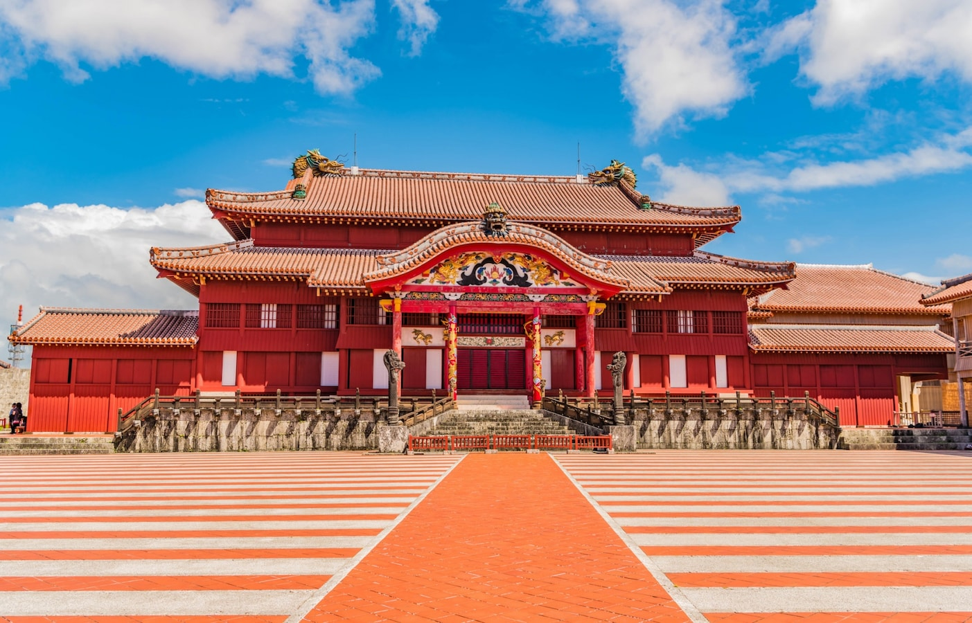 World Heritage In Okinawa Shuri Castle All About Japan