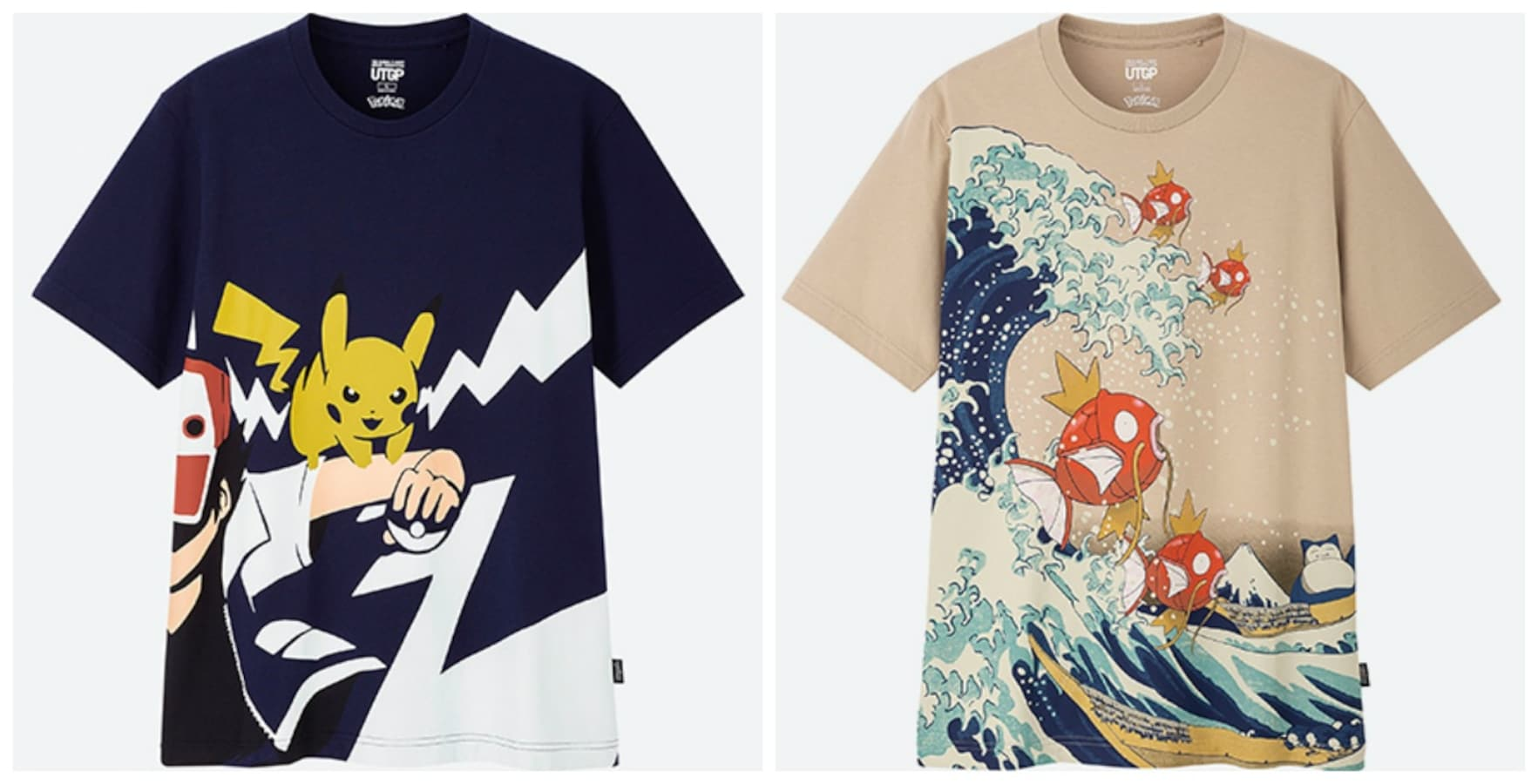 5dce8aba Uniqlo Pokémon T-Shirt Design Winners | All About Japan