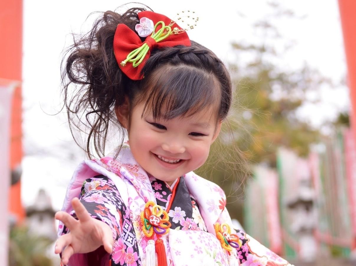 女の子向け!自宅でできる七五三の髪型・ヘアアレンジ・髪飾り|All About(オールアバウト)