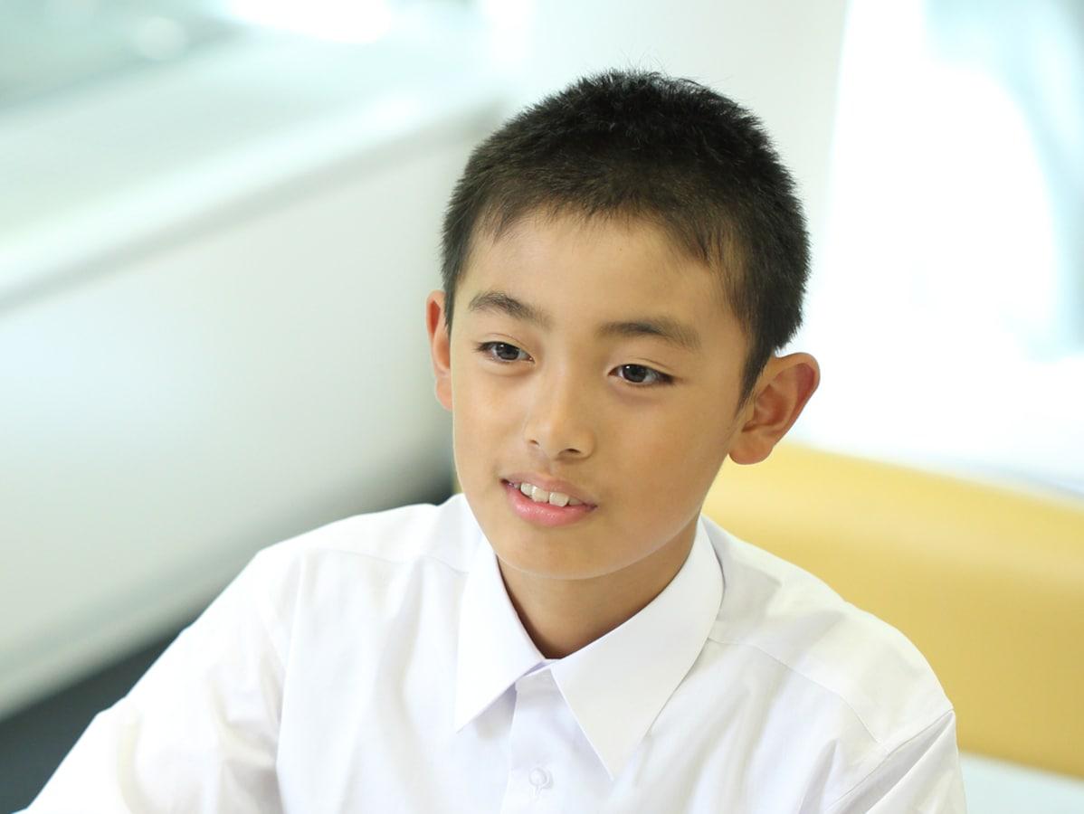 中学生男子のカッコいい髪型カタログ|All About(オールアバウト)