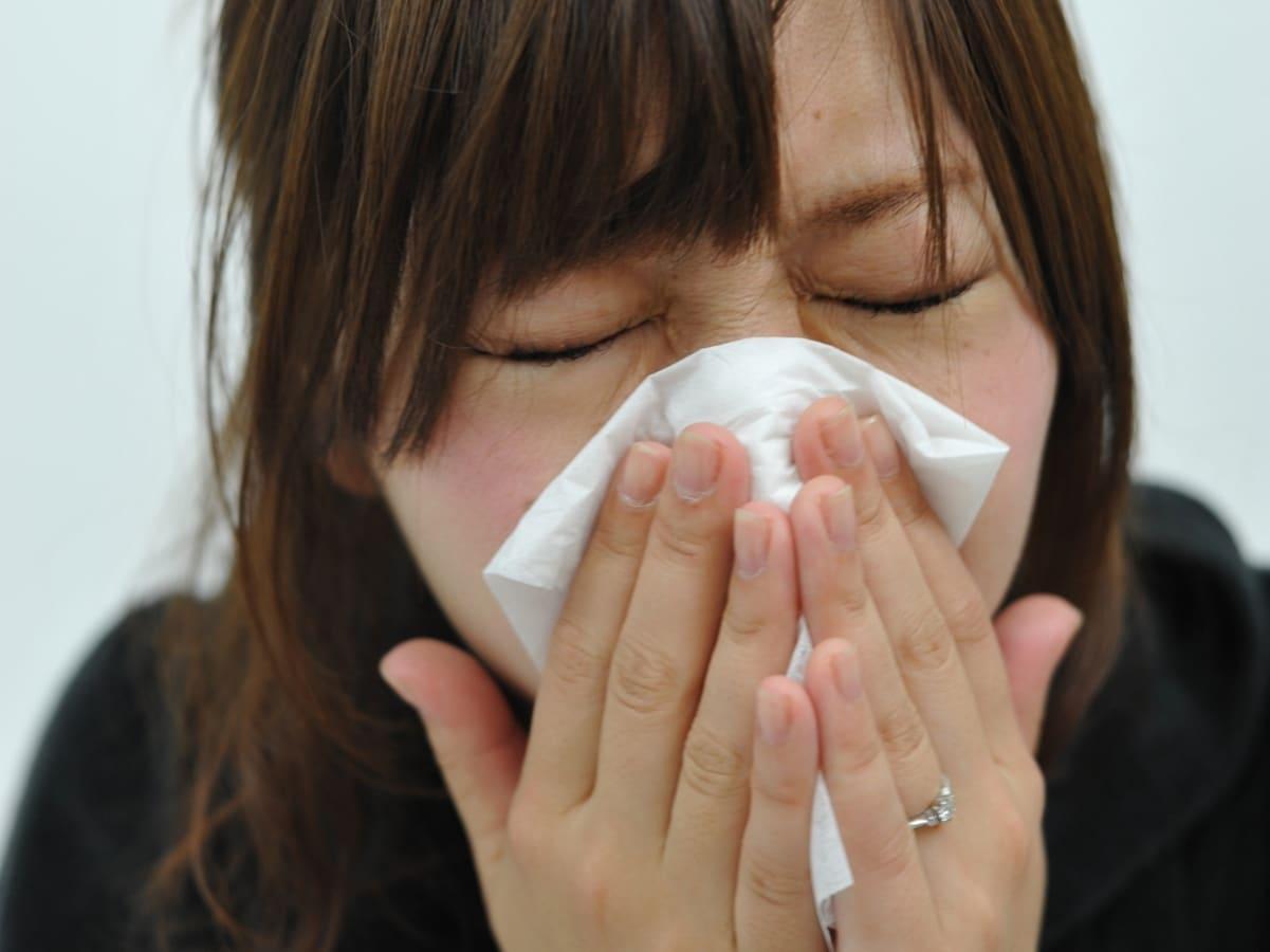 方法 鼻水 止める