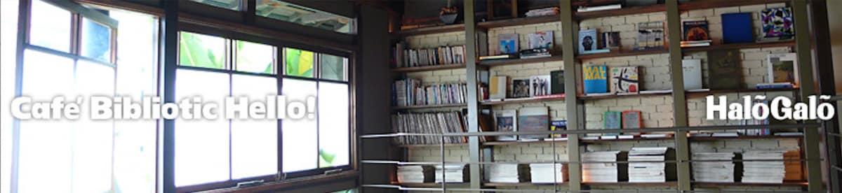 6. Café Bibliotic Hello!