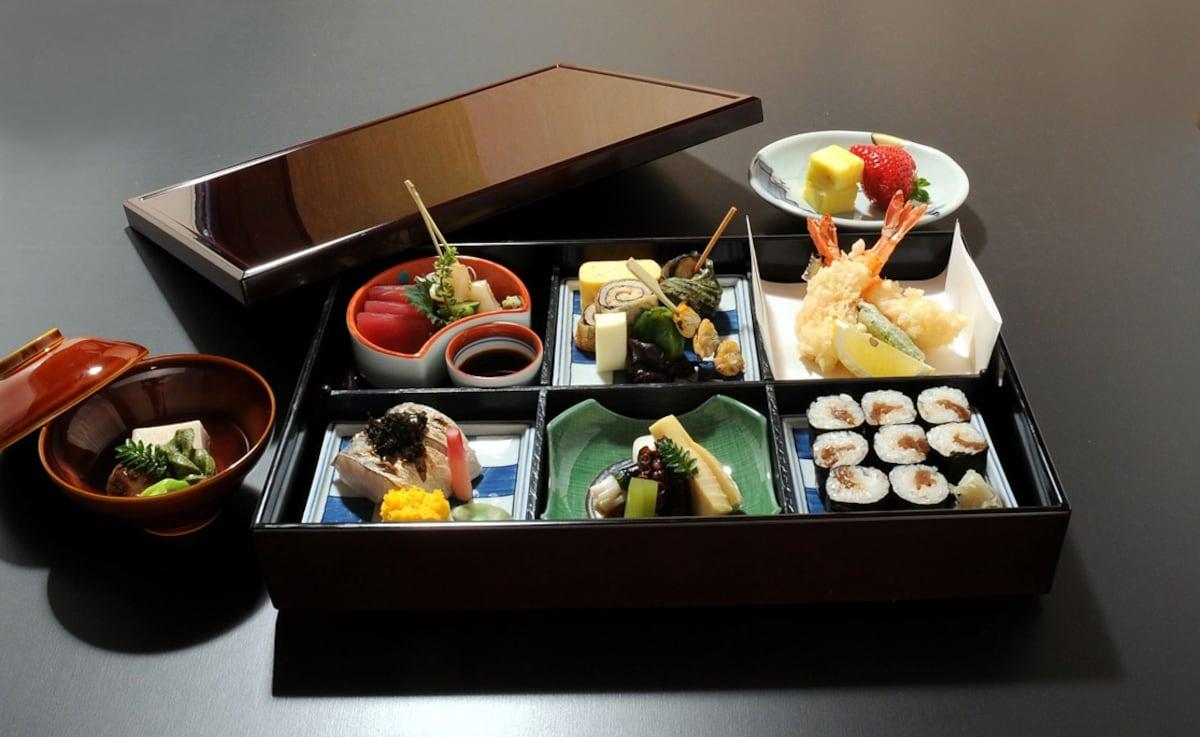 5. Shokado Bento Boxes