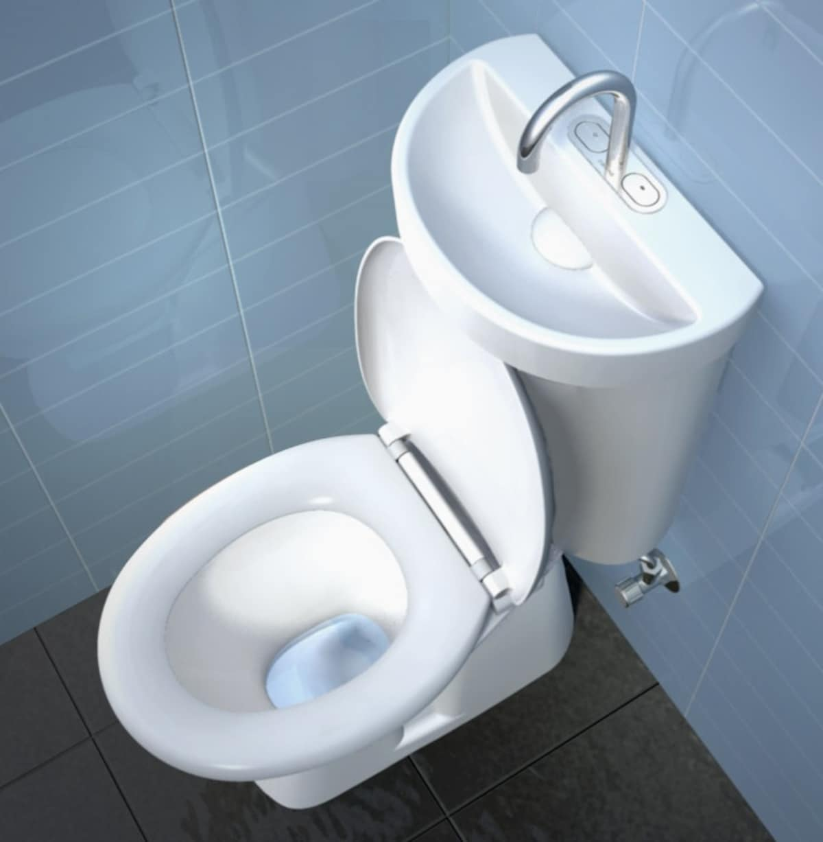 japanese toilet sink combo. The Over the Toilet Sink 6 Amazing Features of Japanese Toilets  All About Japan