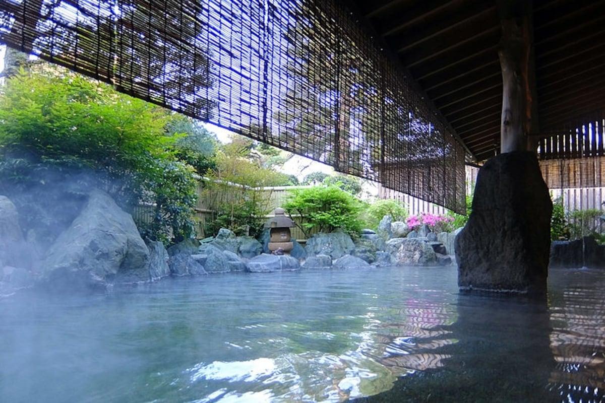 3. Hinokamiso Onsen (Shimane)