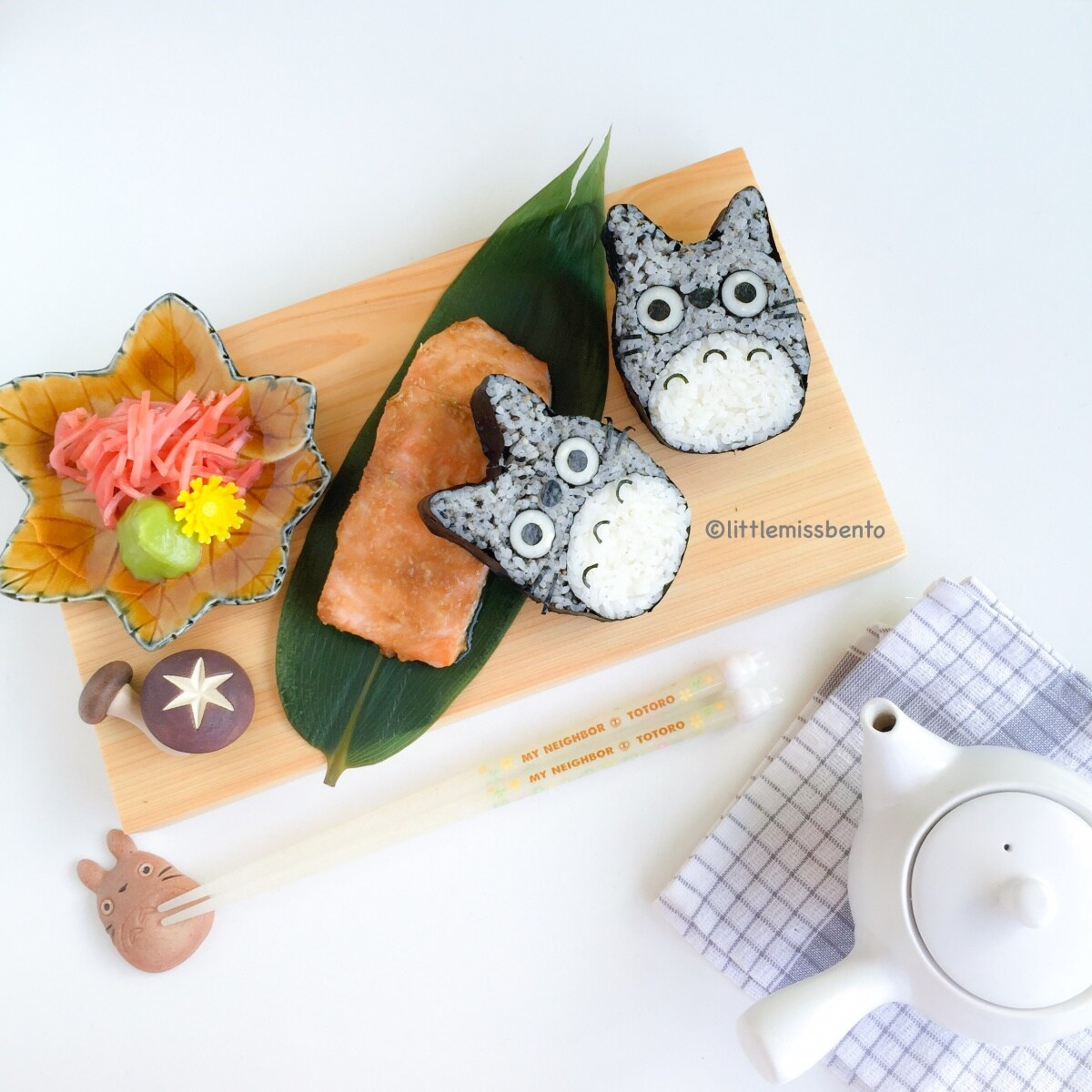 5. Totoro Sushi