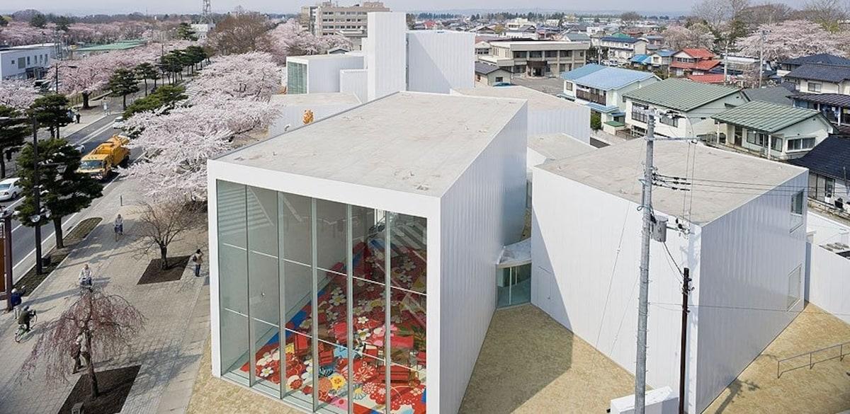 8. Towada Art Center (Towada)