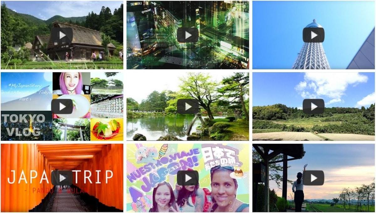 什麼是 #MyJapanStory 短片挑戰?