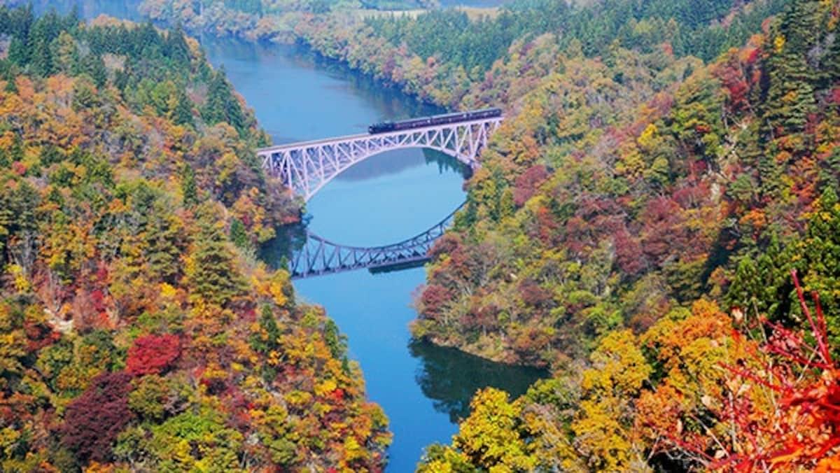 5.타다미 열차 (후쿠시마-니가타)