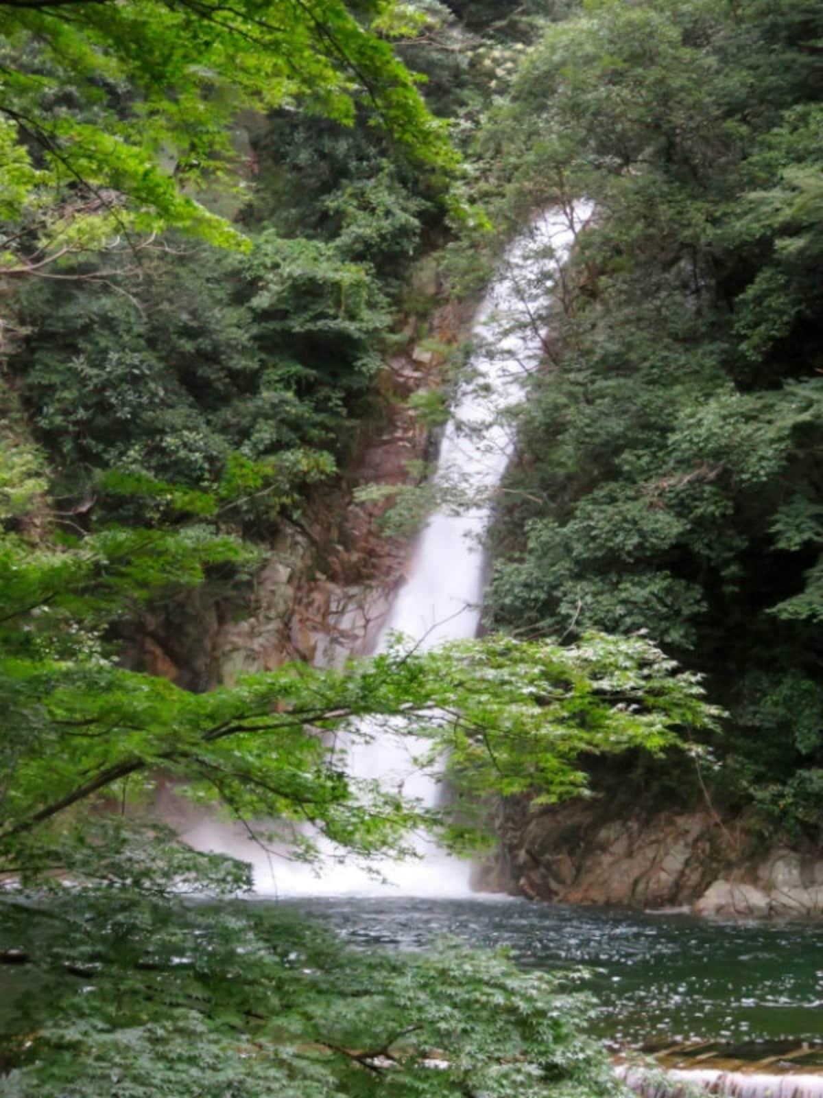 1. Nunobiki Falls (Hyogo)