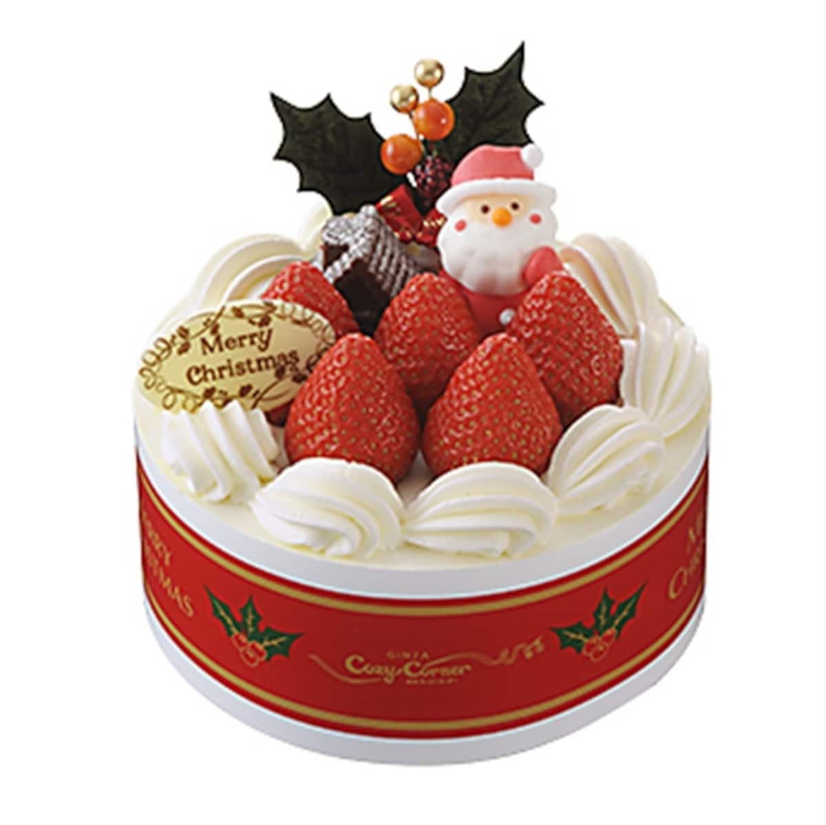10. Love Strawberry Layer Shortcake (¥2,800)