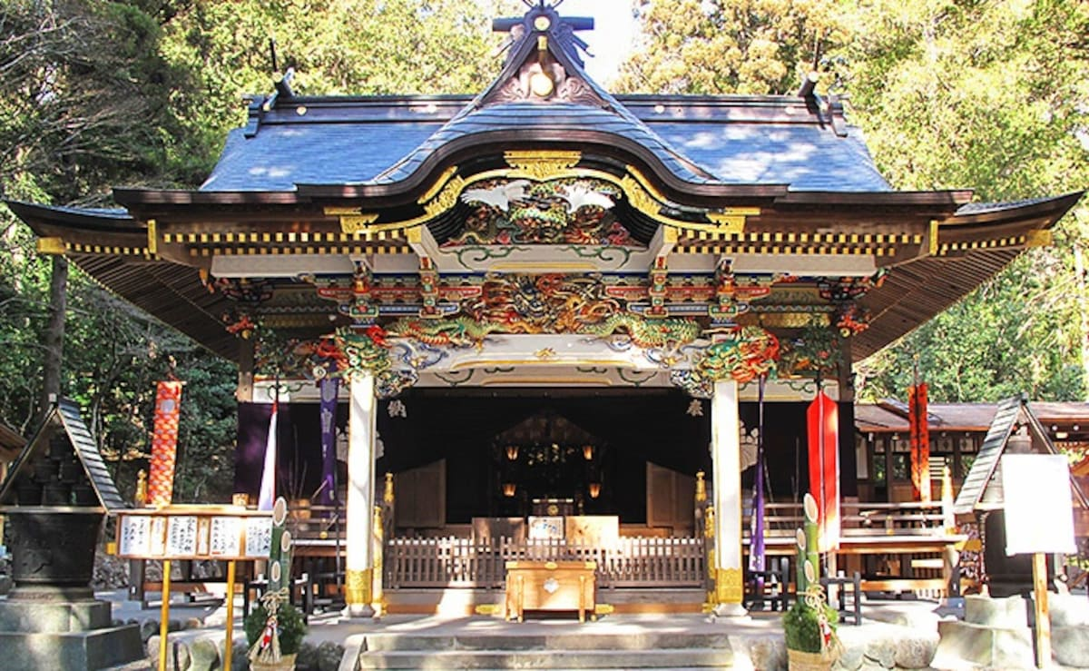 1. Hodosan Shrine