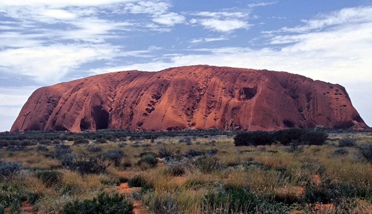 Australia — Uluru/Ayers Rock