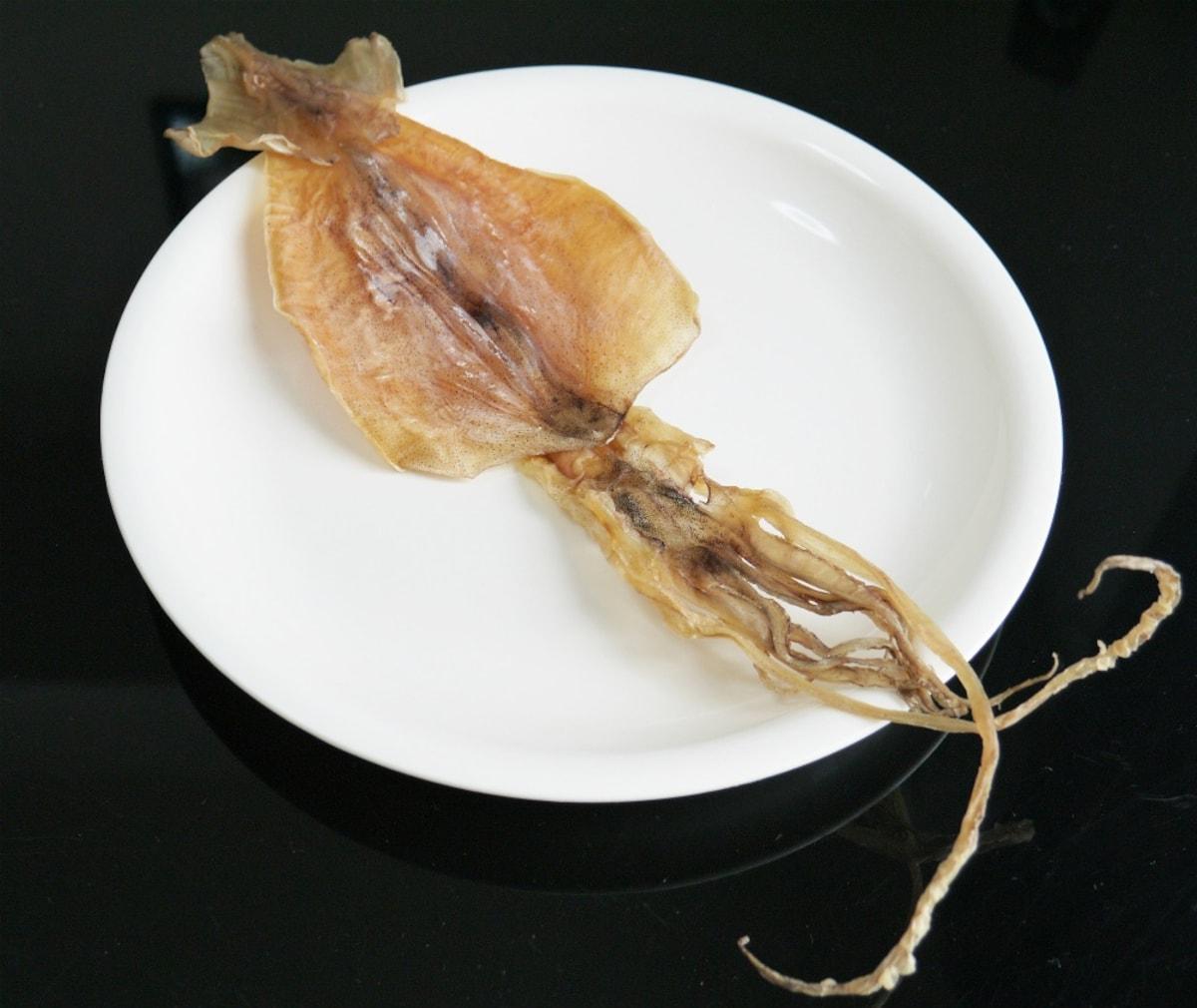 9. Dried Squid