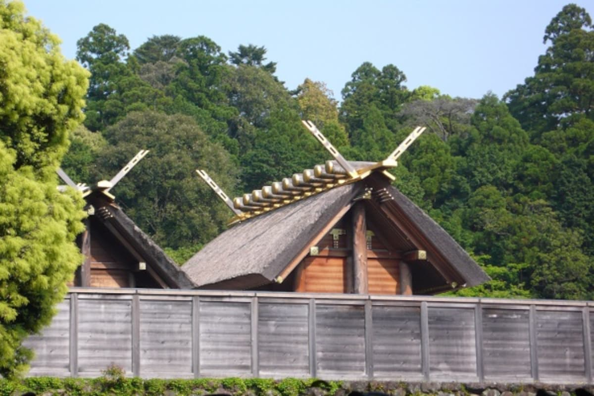 Yata no Kagami—Ise Grand Shrine (Mie)