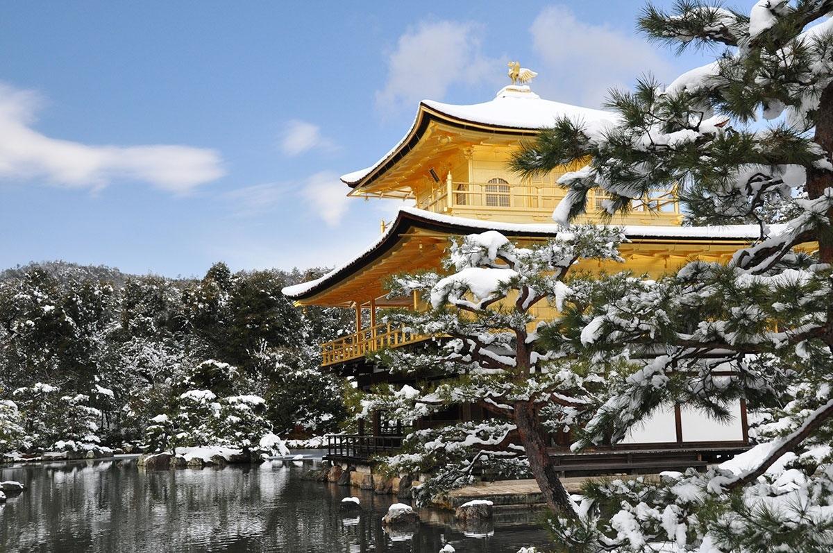 1. Golden Pavilion (¥400)