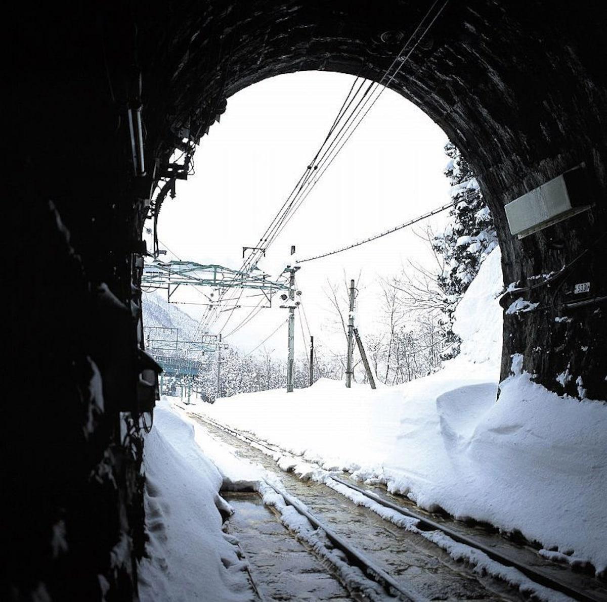 上越線清水隧道