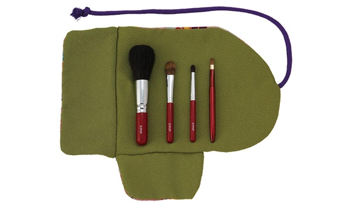 3.熊野化妆刷套装