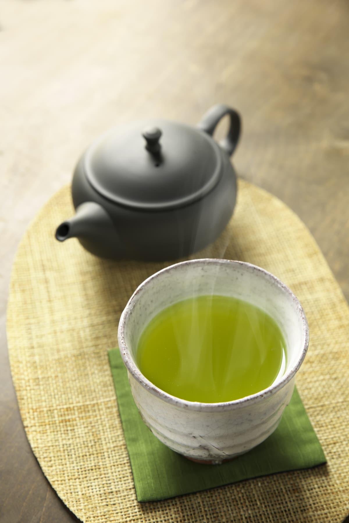 10. Green Tea
