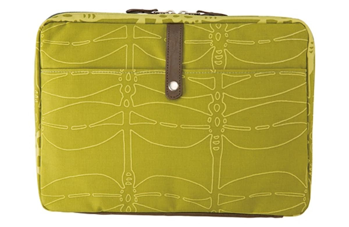 5. Dyed Fabric Device Case