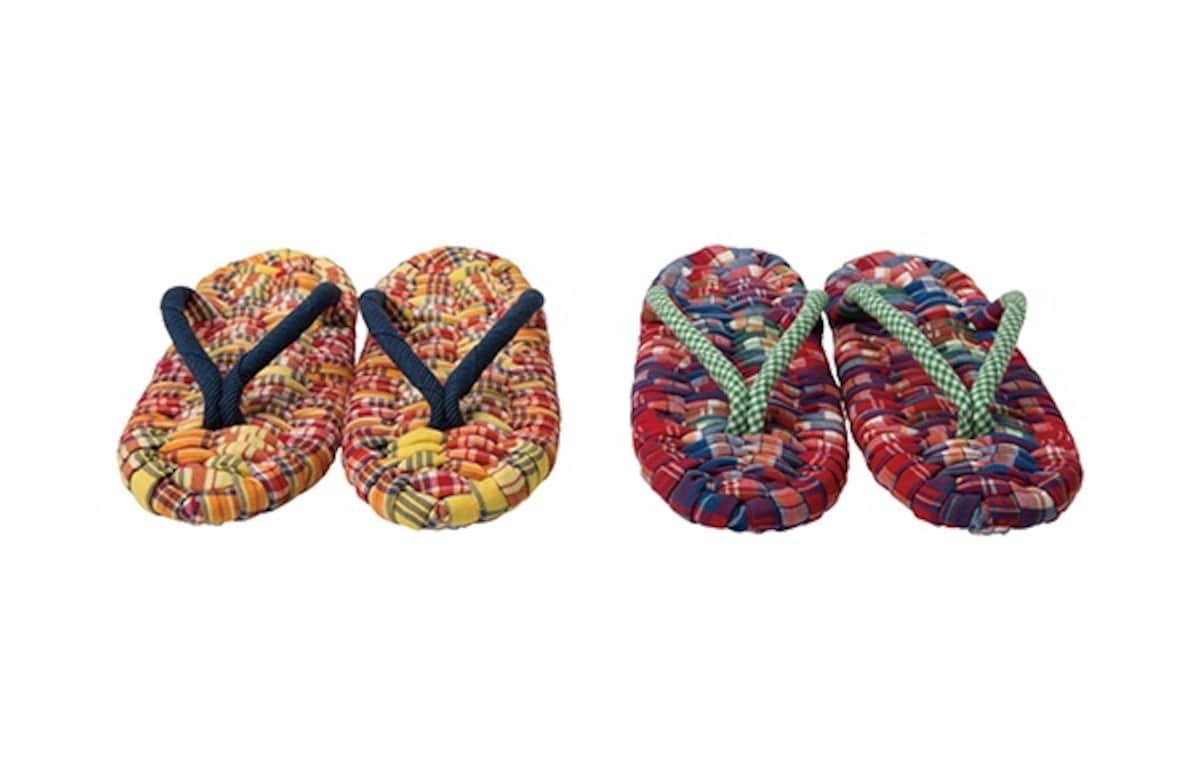 6. Nuno Zori: Banshu Textile Cloth Sandals