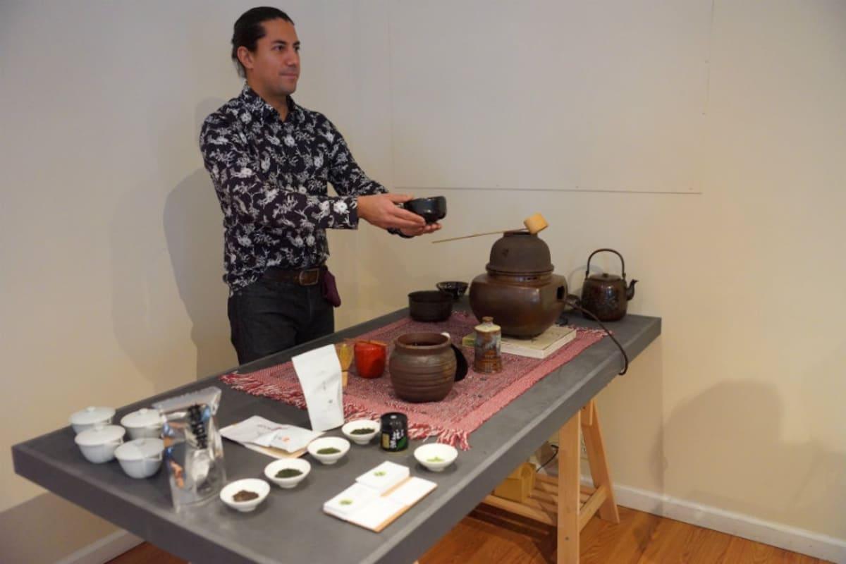Tea Presentations
