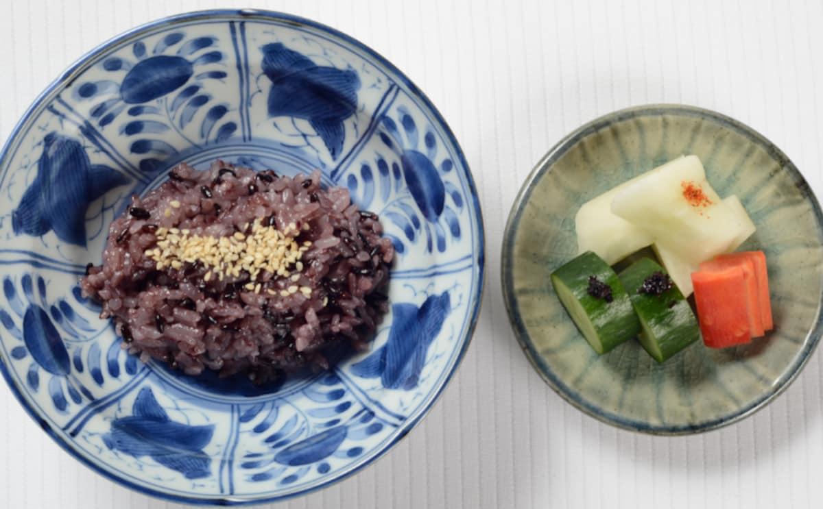 Side 2 — Bran-Pickled Cucumber