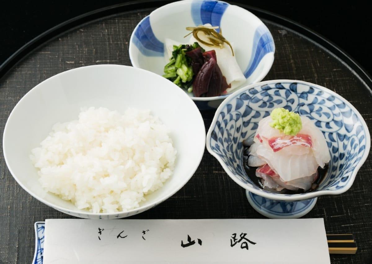 1. Ginza Yamaji (Ginza)