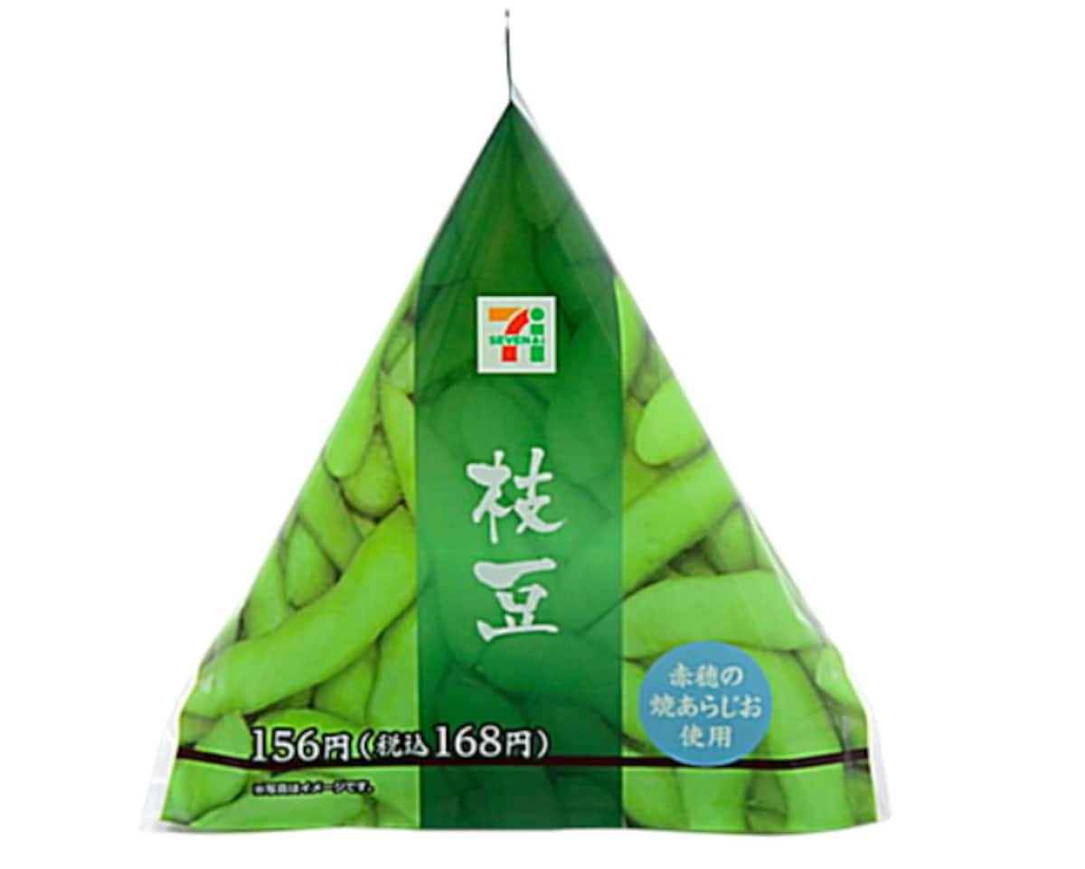 7. ถั่วแระญี่ปุ่น จาก 7-Eleven