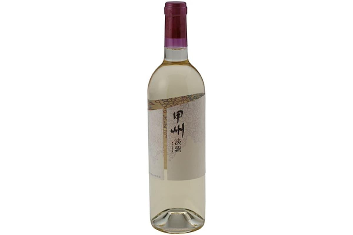 4. Koshu Awashi Murasaki: Wine Made from Koshu Grapes (Tokyo)