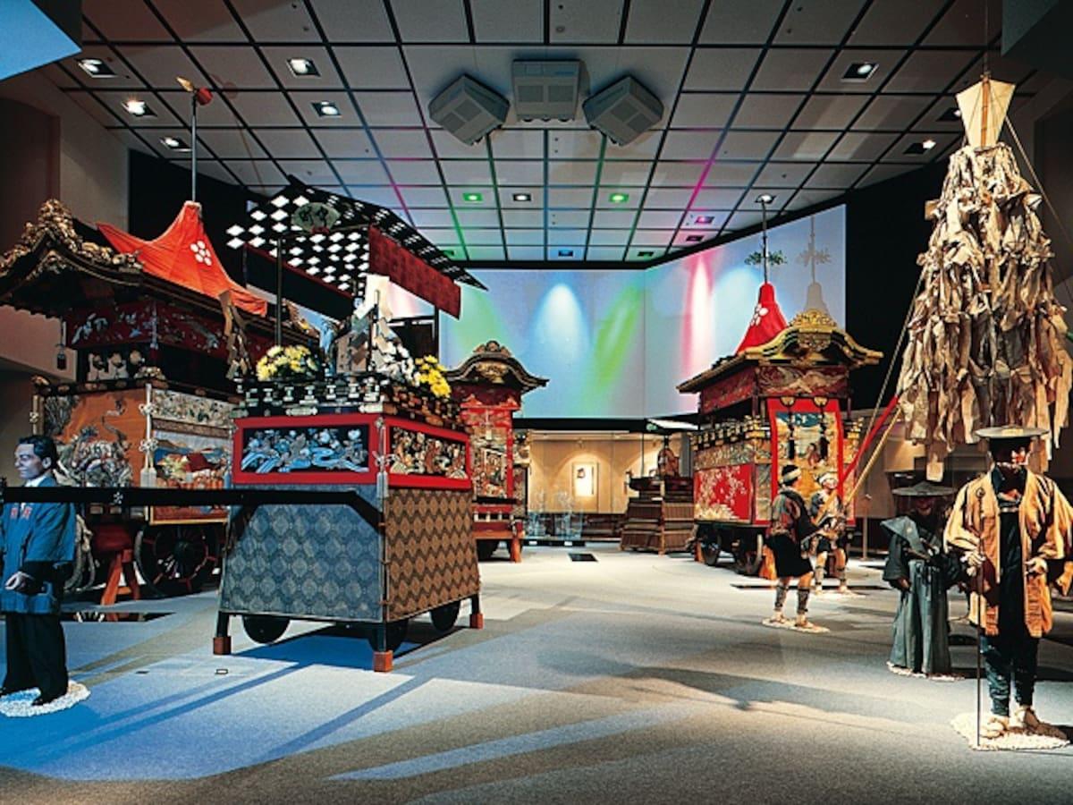 เป้าหมายที่ 1 — Danjiri Museum