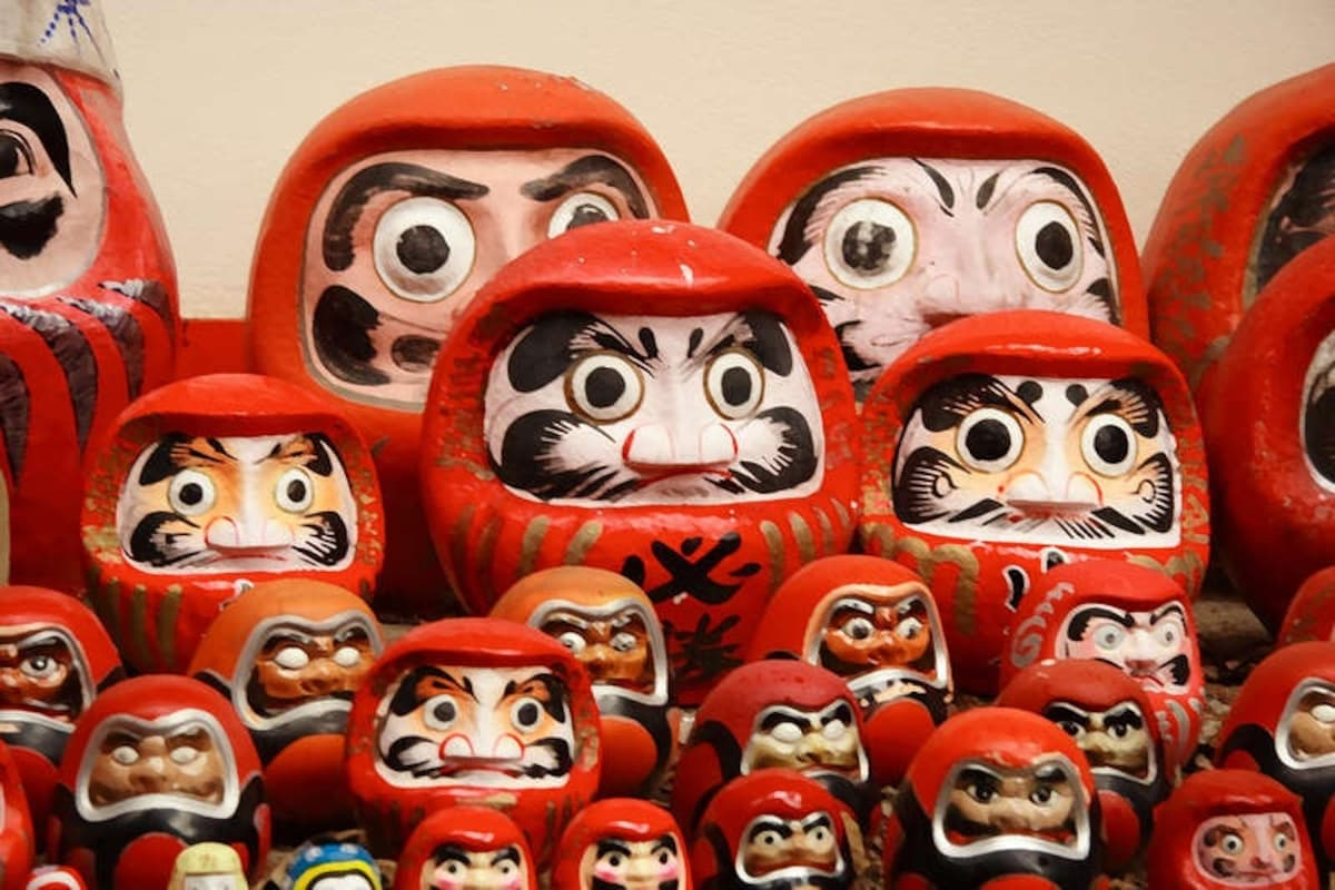 How Did the Daruma Come to Be?