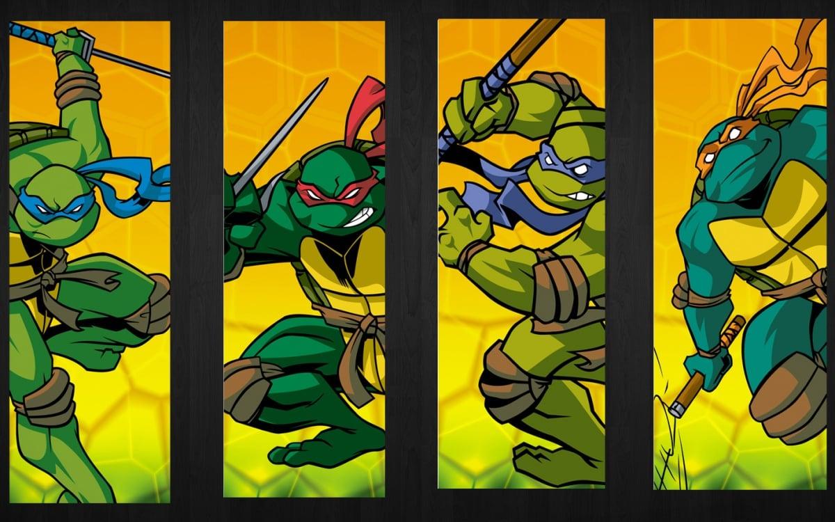 10. Teenage Mutant Ninja Turtles