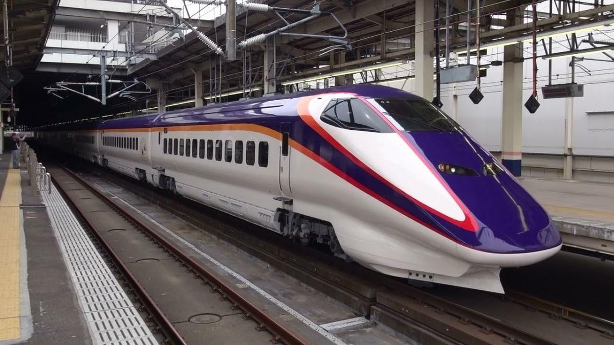 อันดับ 8 Yamagata Shinkansen นั่งรถไฟไปดูงานเทศกาล