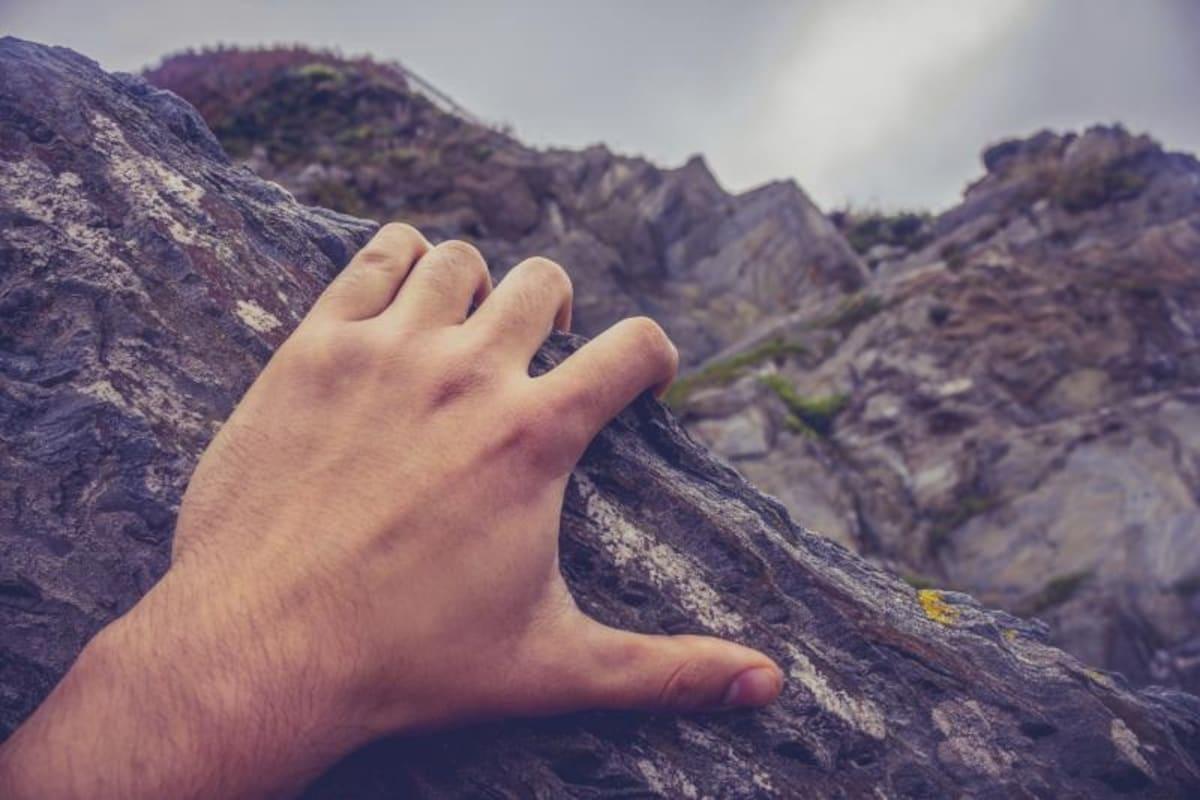 1. Rock Climbing
