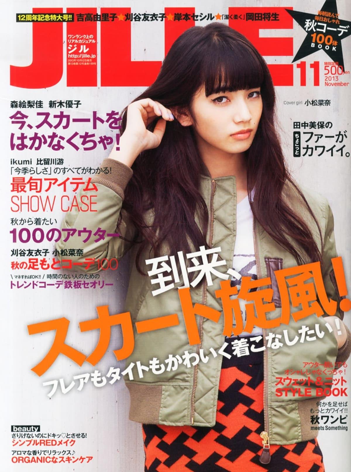 1. สาวสไตล์ Ura-Harajuku