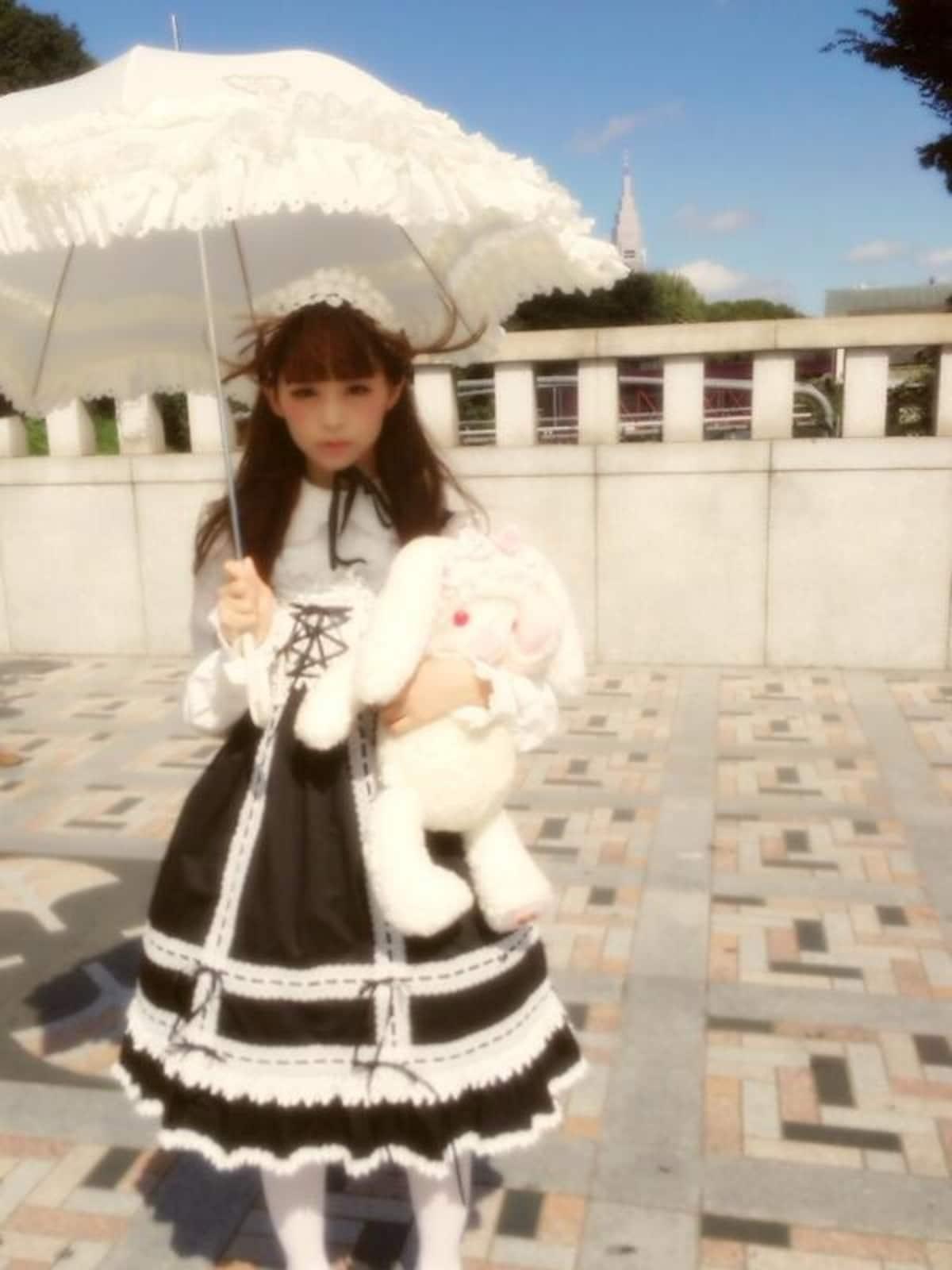 6. Gothic Lolita