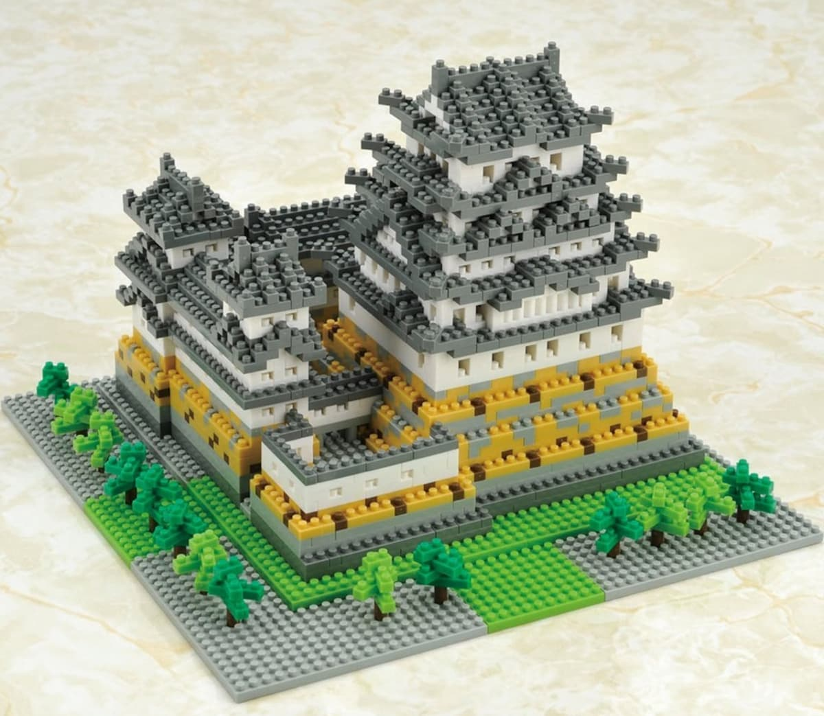 7 Awesome Japanese Castles Made Of Lego All About Japan