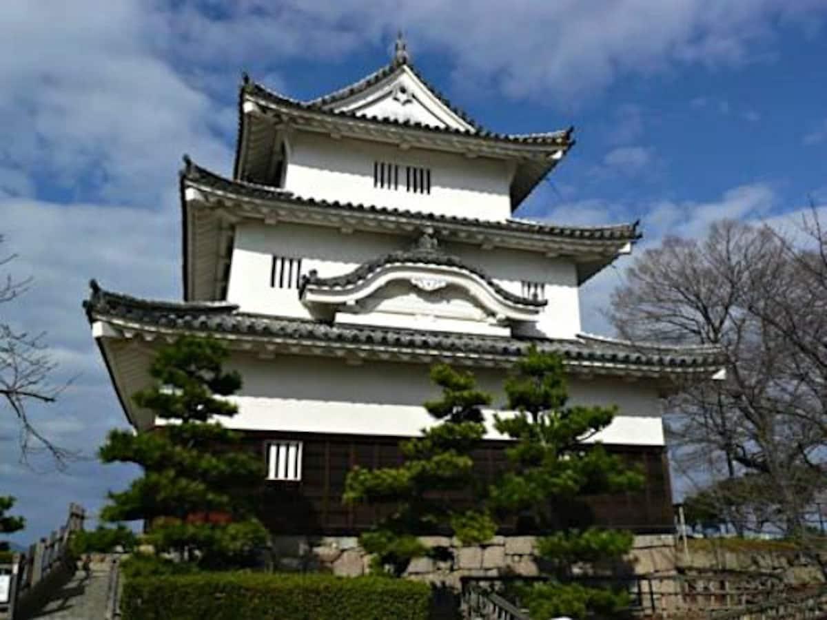 12. Marugame Castle (Marugame City, Kagawa, ☆☆☆☆)