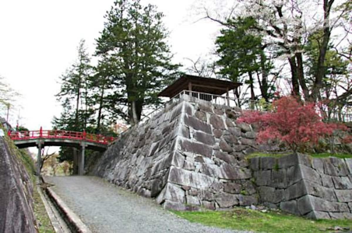 10. Morioka Castle (Morioka City, Iwate, ☆☆)