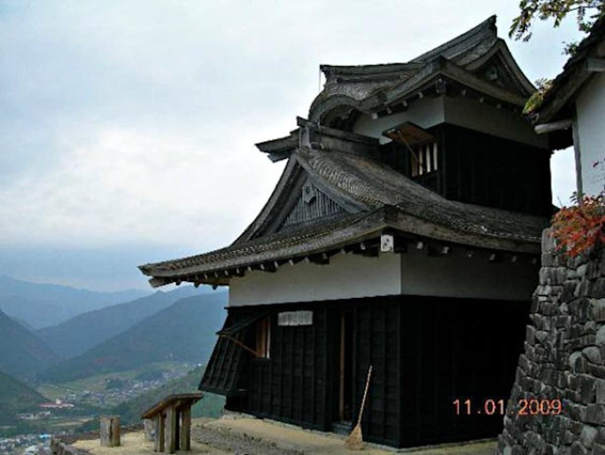 9. Haga Castle (Shiso City, ☆☆)