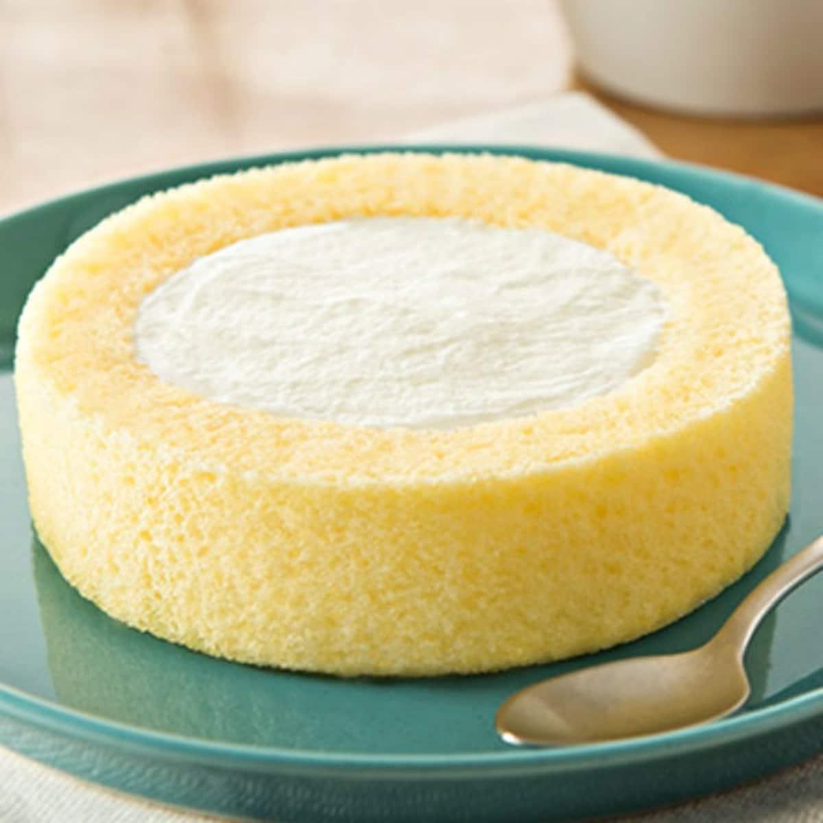 1.白金蛋糕捲