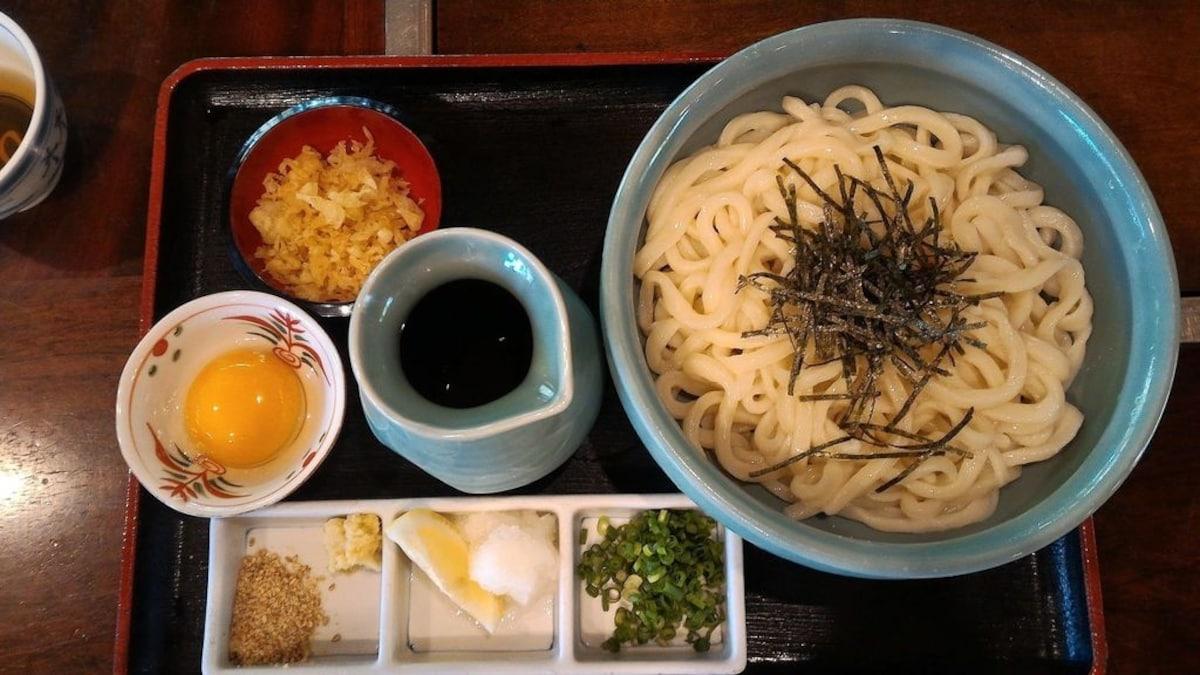 3. Udon Honjin Yamadaya