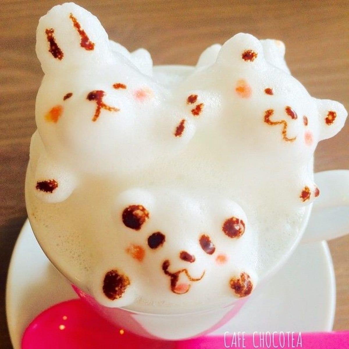 5. Cafe ChocoTea (Saitama)