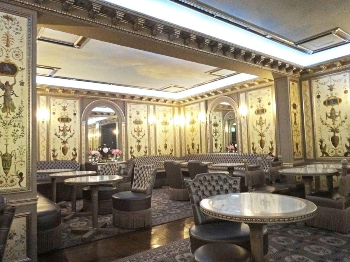 9. LADURÉE Salon de Thé