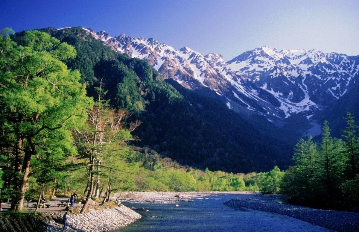 5. Mount Hotaka (Nagano/Gifu)