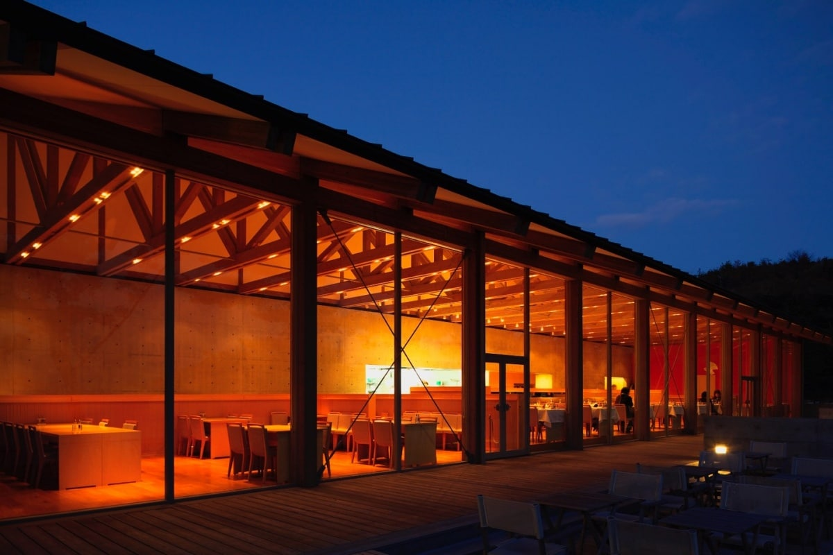 6. Benesse Art Site Naoshima โดย Ando Tadao