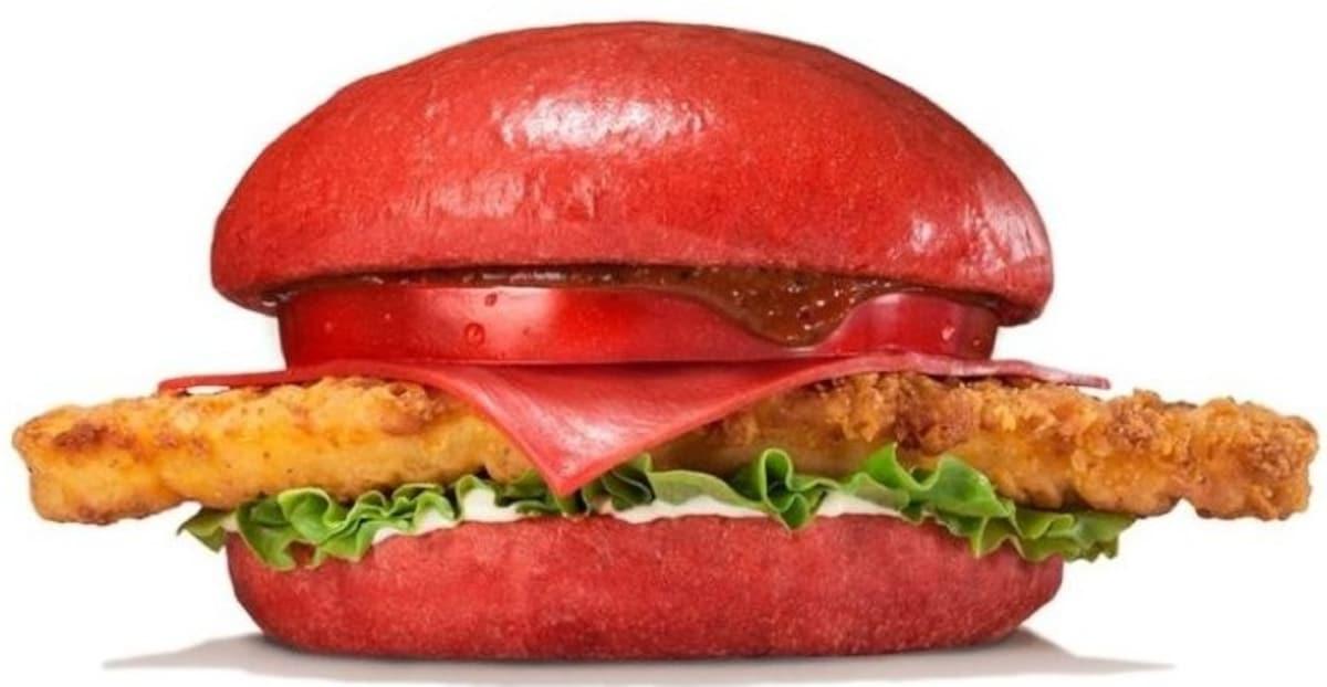 5. Burger King — Aka Samurai Burger